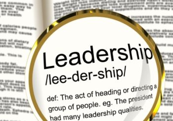 DEVELOP YOUR SENSE OF LEADERSHIP